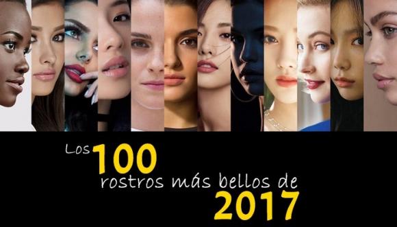 Las 100 mujeres más bellas de 2017
