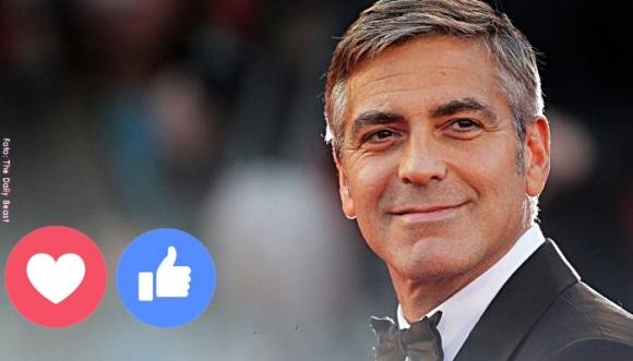 George Clooney es el amigo que todas quisiéramos tener