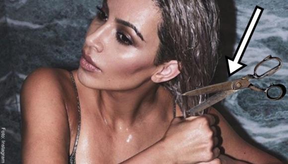 Kim se cambió de look, ¡y las redes enloquecieron!