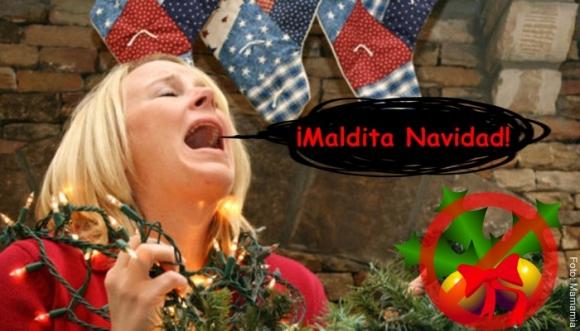 """¿Tienes la """"depre"""" navideña? Averígualo aquí..."""