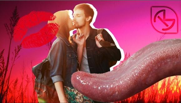 ¿Por qué nos damos besos con lengua?