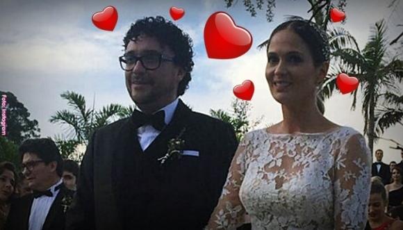 Fotos del matrimonio de Andrés Cepeda