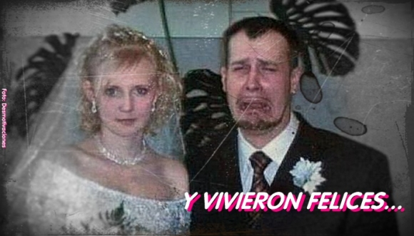¡Uff, qué matrimonio más feliz! Video