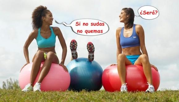 Mitos del ejercicio que creemos ciertos