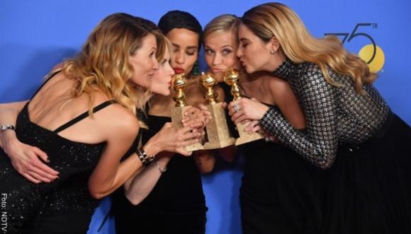 Luto en los Golden Globes, ¿qué opinas?