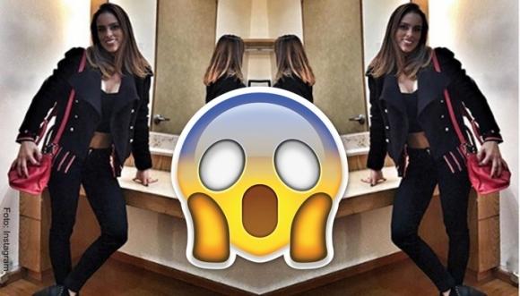 Sara Corrales: ¿muy flaca o rellenita?