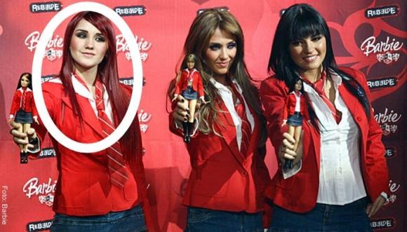 Dulce María, ex RBD, ¡parece otra sin maquillaje!