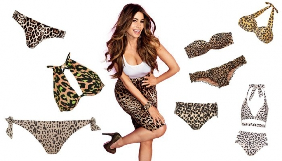 Leopardo de Sofía Vergara causa sensación