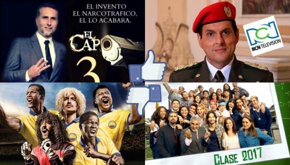 Mejores y peores programas de TV colombiana 2017