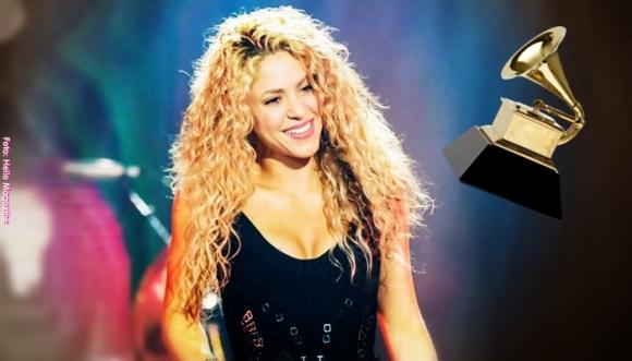 Con este video Shakira agradece su nuevo Grammy
