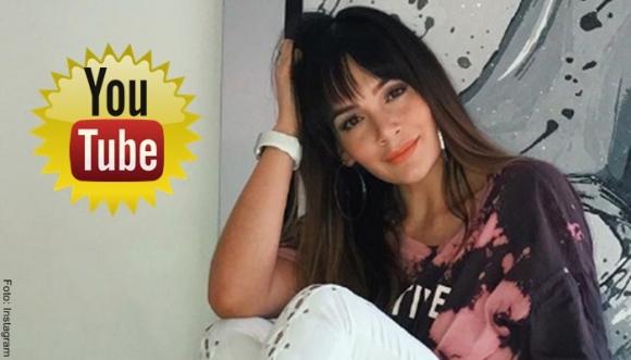 ¡Lina Tejeiro debuta como youtuber!