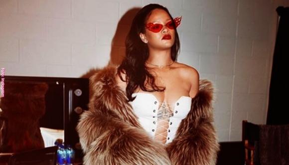 Estos tres looks de Rihanna callaron a todos sus críticos