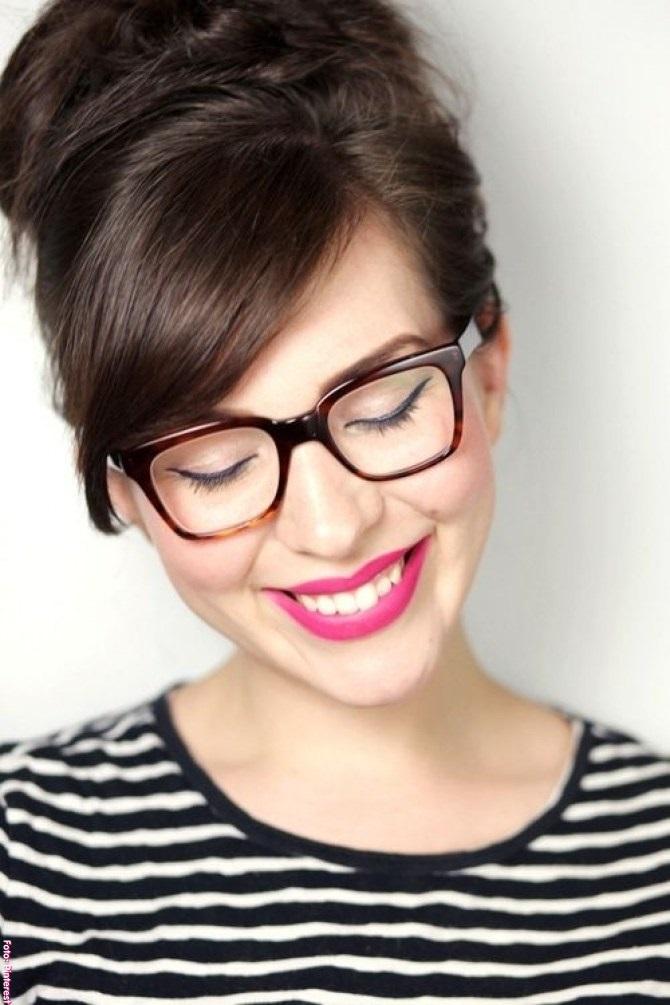 29d260fa60 Lo único a tener en cuenta, es la forma y aumento de nuestras gafas. La  graduación de nuestras lentes puede hacer variar la forma del ...
