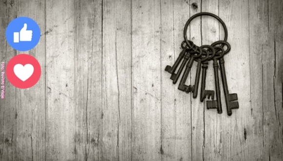 Una de estas llaves descubrirá tu personalidad oculta
