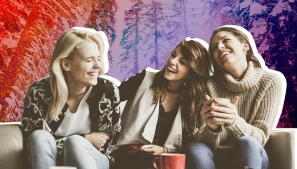 ¿Por qué deberías tener un grupo de amigas?