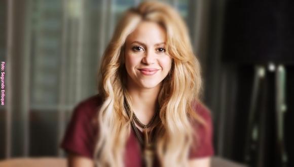 Así suena Shakira haciendo un cover de Radiohead