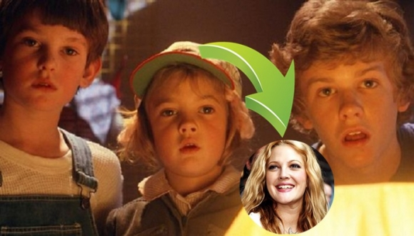 """¿Cómo ha cambiado Drew Barrymore desde """"E.T.""""?"""