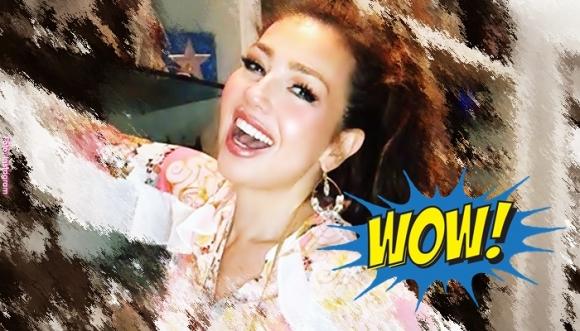 Lo volvió a hacer, Thalía sin maquillaje y ¡se ve WOW!