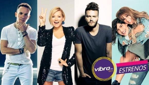 Canciones con #BuenaVibra el fin de semana
