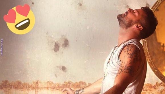 """Ricky Martin: """"Mi novia sabía que era gay"""""""