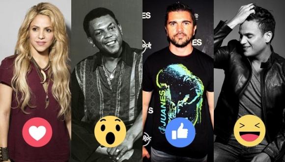 Top 10 + 1: Los mejores cantantes colombianos