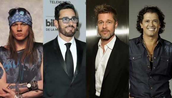 Adivina la edad de estos famosos