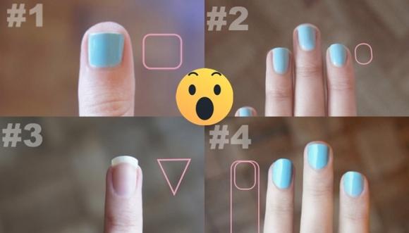 Lo que la forma de tus uñas dice de ti