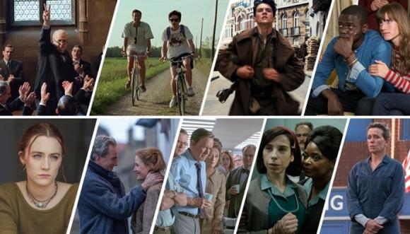 ¿Qué película se merece el Oscar 2018?
