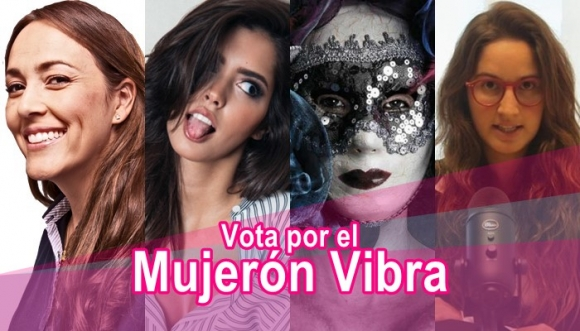 ¿Cuál de estas mujeres es el #MujeronVibra?