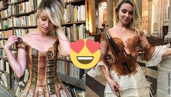 Los vestidos más raros del mundo de la moda