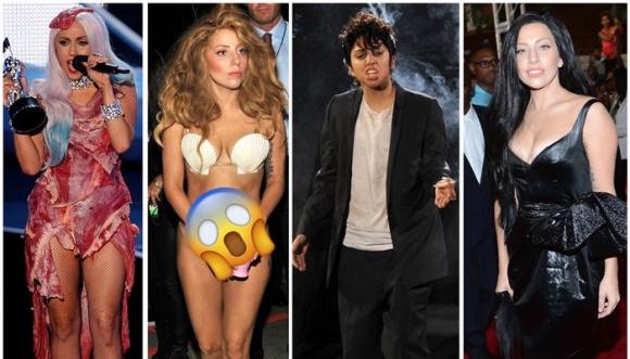 Mira cómo ha cambiado Lady Gaga