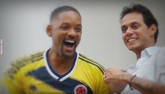 Will Smith bailando salsa, ¿se rajó?
