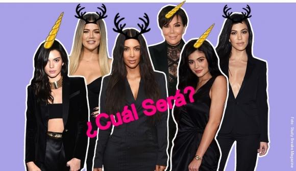 Cachonean a una de las Kardashian
