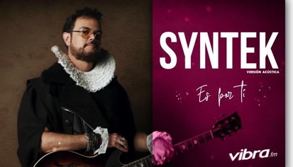 Aleks Syntek nos dejó #BuenaVibra con sus versiones