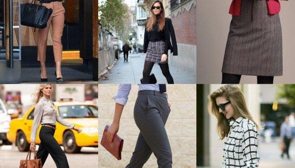 Ideas para vestirte cool si eres secretaria, asistente o auxiliar de oficina