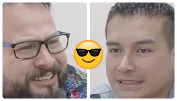 Toño y David revolucionan la comunicación interpersonal