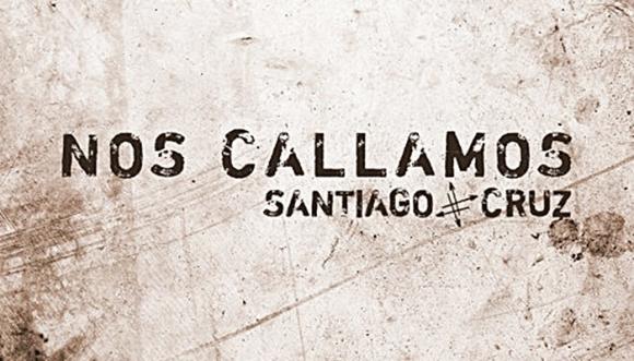 """Santi Cruz nos sorprendió con """"Nos Callamos"""""""