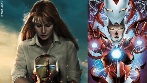 "Así lucen las mujeres de ""Avengers"": cómic vs. actriz"