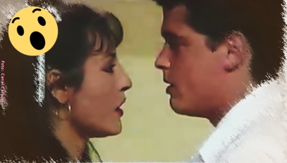 Así fue el primer beso entre Amparo Grisales y Carlos Vives