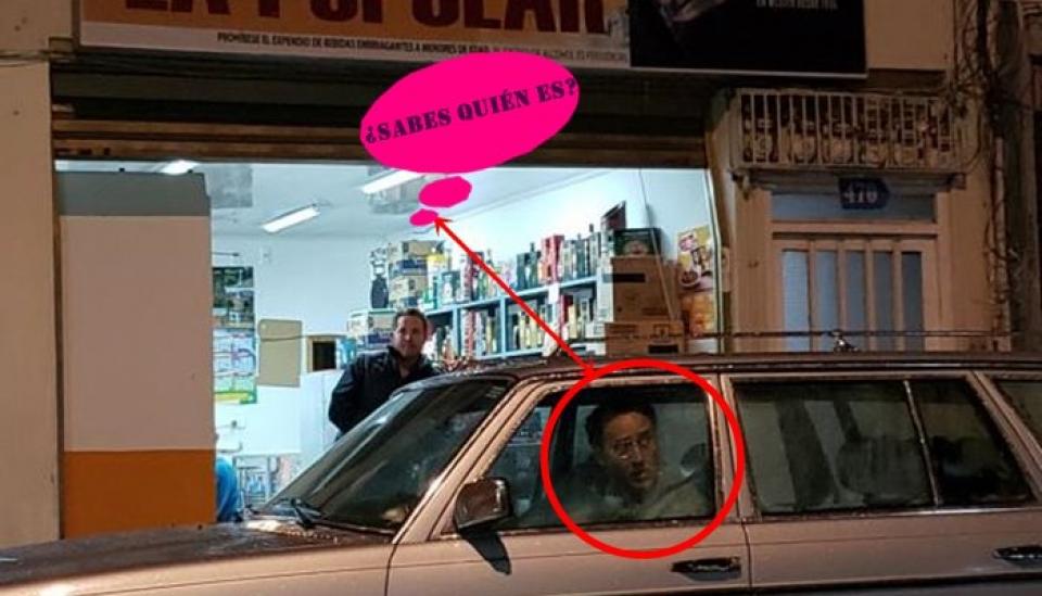 Nicolas Cage está en Bogotá, de no creer, ¿verdad?