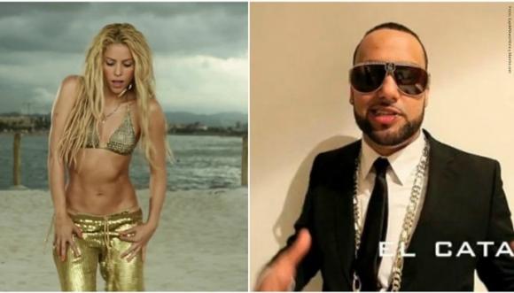 Shakira pierde Loca