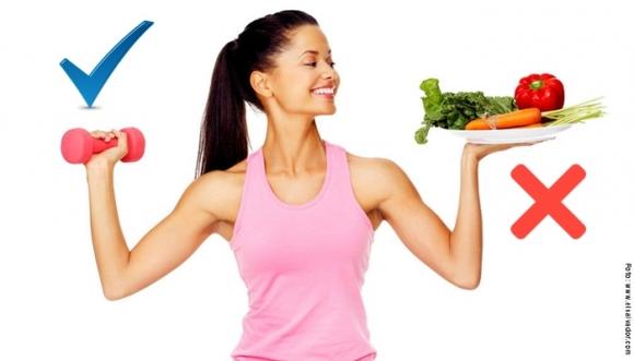 ¿Es seguro comer antes de hacer ejercicio?