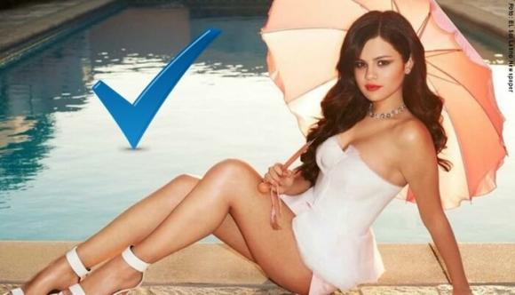 Selena y su secreto para desaparecer esos kilitos de más