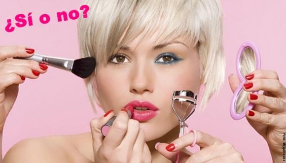 ¿Por qué el maquillaje no queda perfecto?