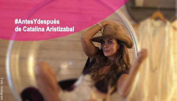 Catalina Aristizabal: Sus cambios físicos tras 20 años