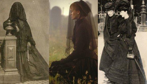 ¿Por qué nos vestimos de negro cuando estamos de luto?