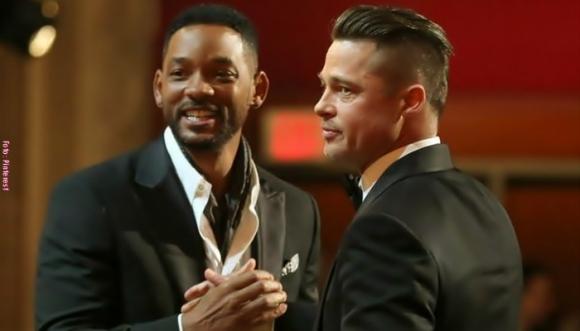 #Dilema ¿Brad Pitt o Will Smith?