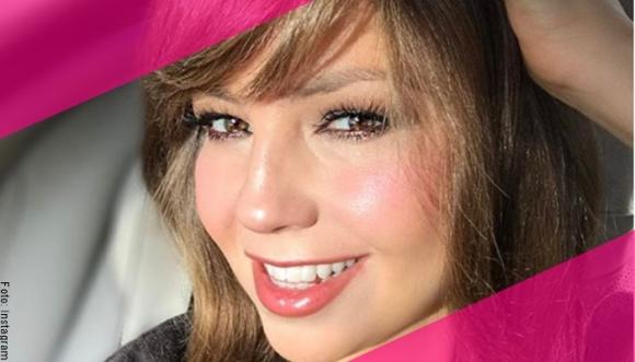 El cambio de look de Thalía que no gustó a sus fans