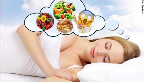 5 bebidas que te ayudarán a perder peso mientras duermes