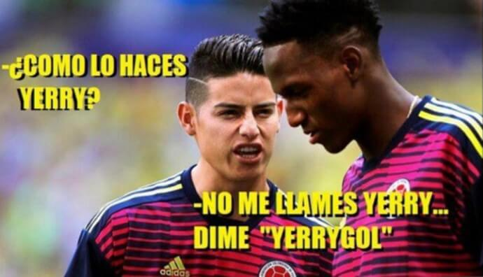 memes de partido de colombia vs senegal 09